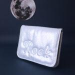 Big pochette Rock en cuir
